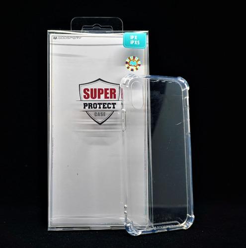 funda iphone x/xs goospery super protect case