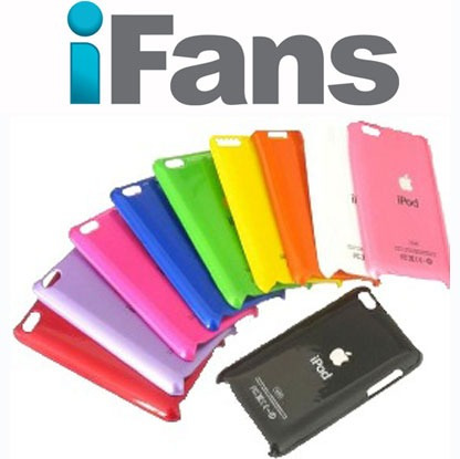 funda ipod touch 2g 3g 4g 5g 5 6g 6 rigida silicona - ifans
