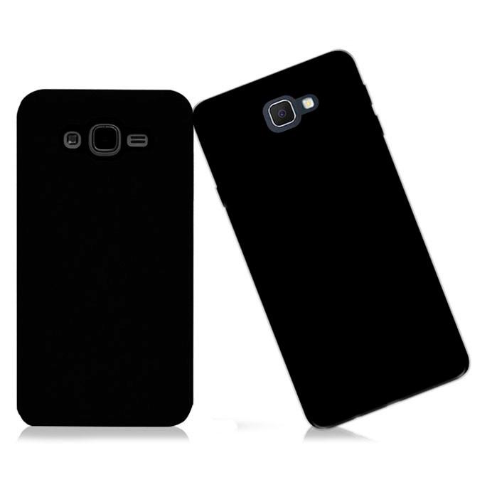 8b0578284b3 Funda J7 Prime Samsung Tpu Negro Ultra Fina - $ 109,89 en Mercado Libre