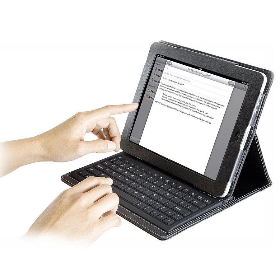 Funda kensington teclado keyfolio bluetooth para ipad 2 3 - Funda teclado bluetooth ...