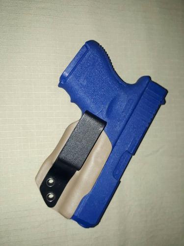 funda kydes modelo fantasma para / tanfoglio glock y beretta