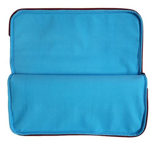 funda laptop 15 - 16 pulgadas, acolchada, 6 colores a elegir, oferta!!