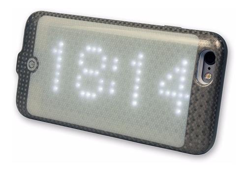 funda led case noga ng-lc carcasa iphone bluetooth reloj