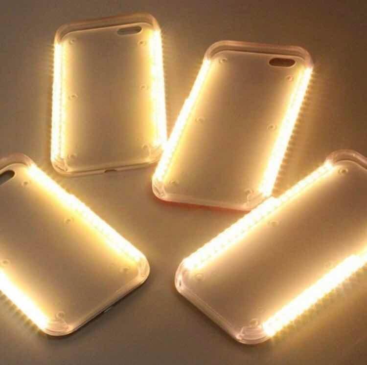 d5dad3d7944 Funda Led Para iPhone 6 - $ 180.00 en Mercado Libre