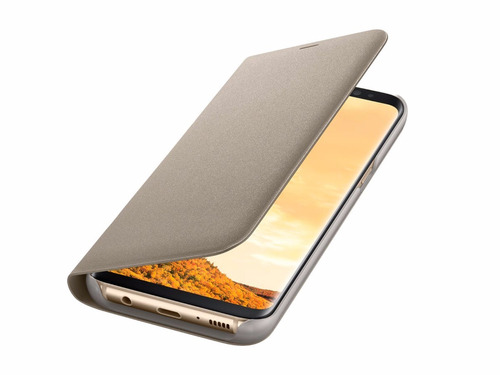 funda led view cover samsung s8 y s8 plus original