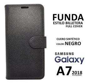 04cacac8615 Funda Galaxy A7 Samsung Cuero - Carcasas, Fundas y Protectores Fundas para  Celulares en Mercado Libre Argentina