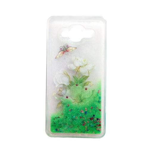 funda líquida citric iphone 6g plus flores5