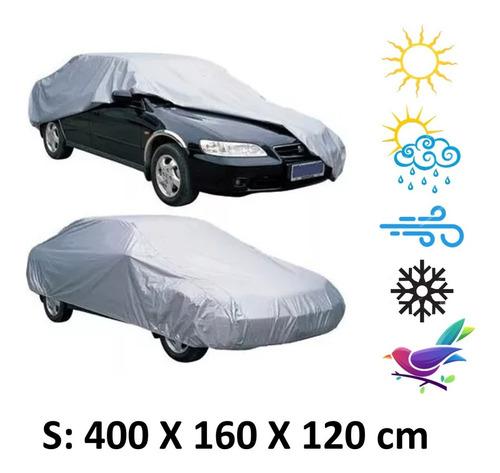 funda lona cobertor de auto ligera resistente impermeable