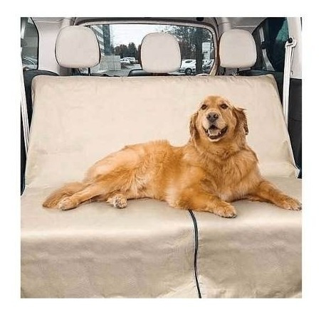 funda lona para asientos auto para mascotas perro gatos
