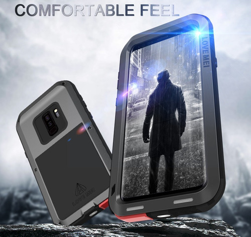 funda love mei samsung galaxy s9 plus original carcasa armor