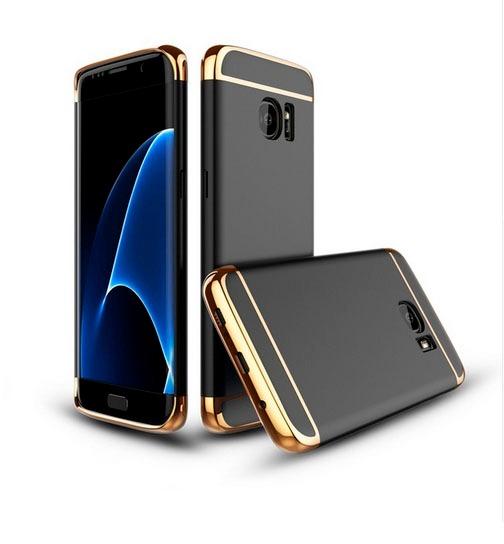 e814f236e09 Funda Lujo Samsung Galaxy S7 Edge S6 Edge Roybens Oro - $ 556,35 en ...