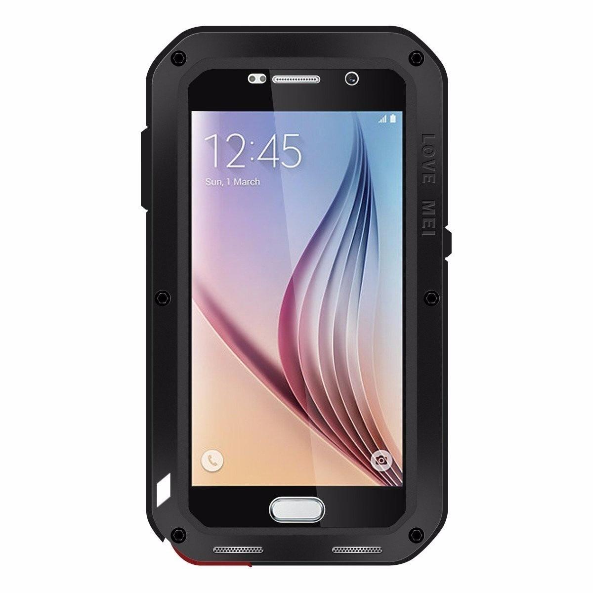 100% authentic 35a89 facca Funda Lunatik Taktik Extreme Para Samsung S6 Edge