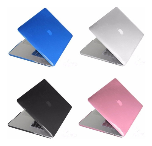 funda macbook pro 15 a1990-a1707 new mac hard case 2018