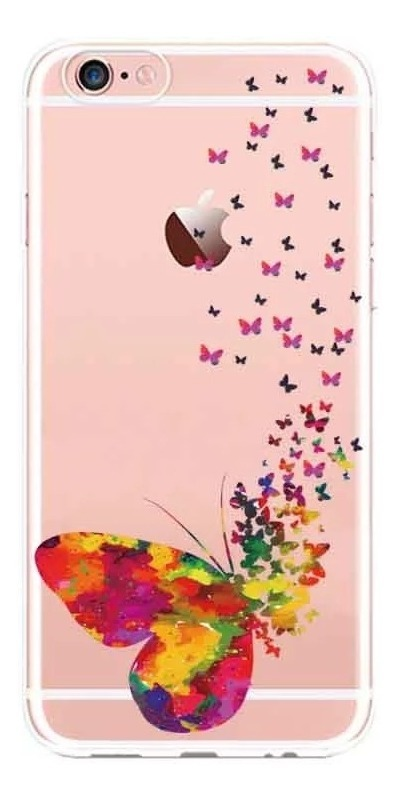 2e76dfa72a4 Funda Mariposas iPhone 5, 5s, Se Envio Gratis - $ 229.00 en Mercado ...