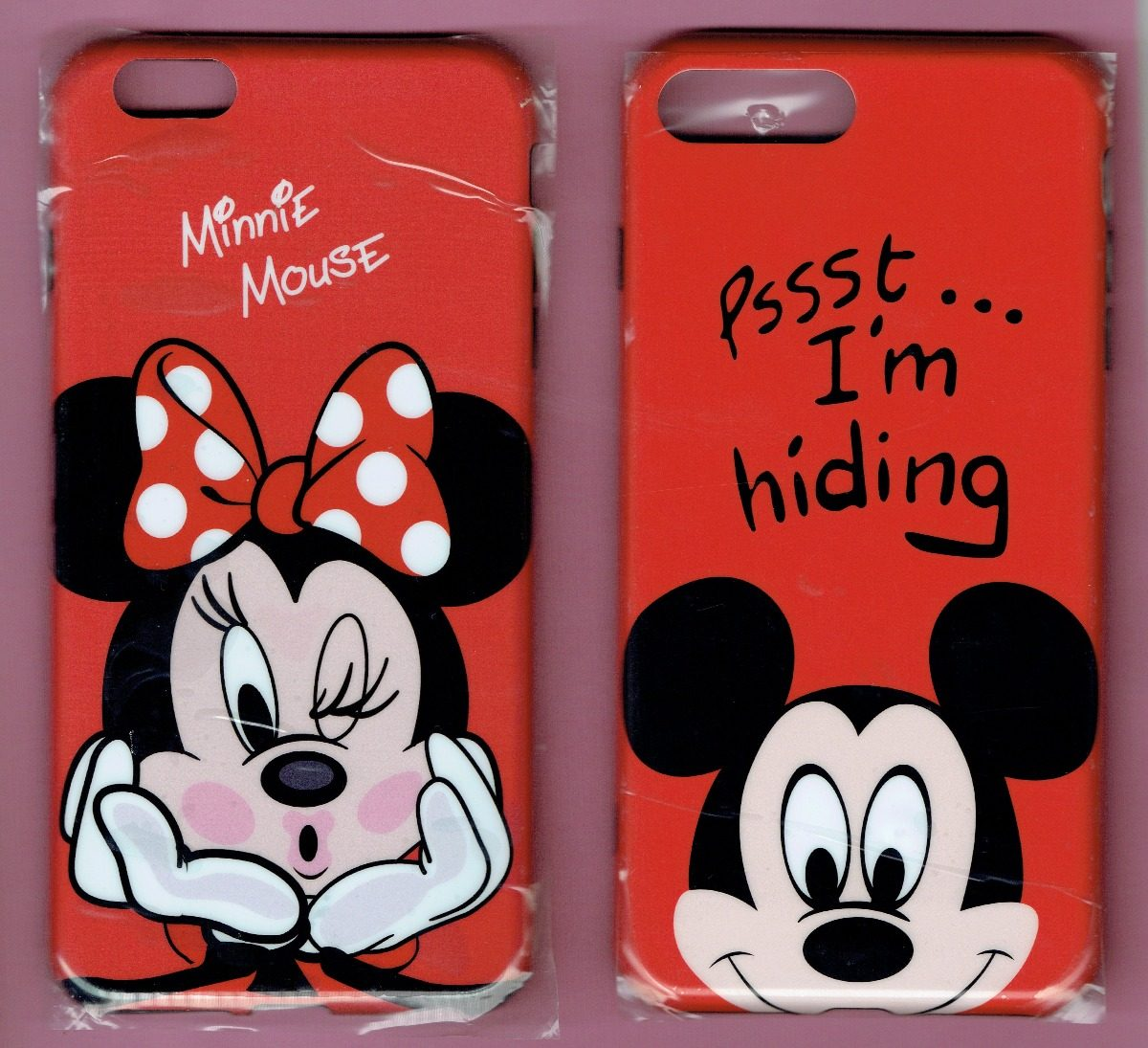 carcasa mickey iphone x
