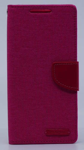 funda moto g8 plus mercury goospery canvas diary