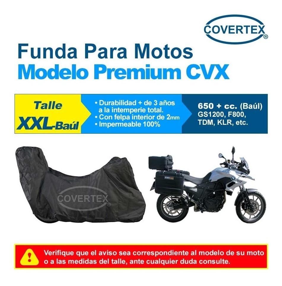 2263ee93303 Funda Moto Premium Bmw,ducati,africa,triumph,tenere,ktm,xxl ...