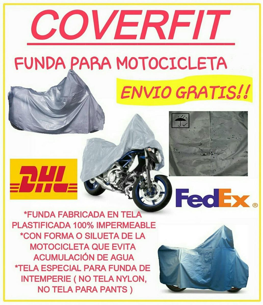 5fec9020e95 Funda Motocicleta Harley Davidson Bmw Ducati Xxl - $ 499.00 en ...
