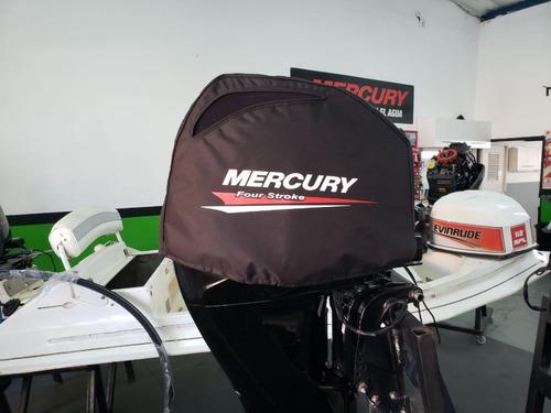 funda motores fuera de borda mercury, 4 tiempos, 15hp-50hp