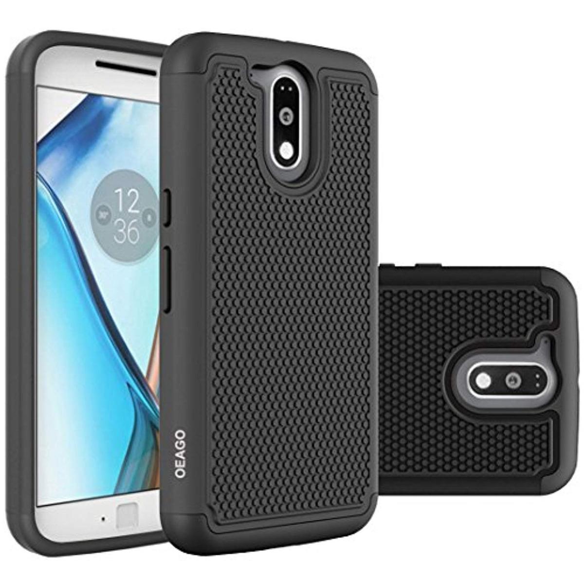 6c5fcfc277f Funda Motorola Estuche De Moto G4, G4 Plus - $ 955.05 en Mercado Libre