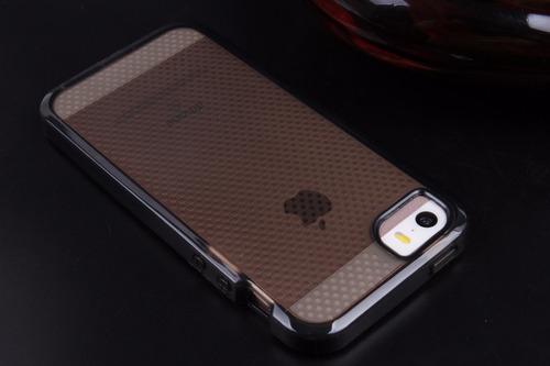 funda n82 impact case para apple iphone 5 5s se venom armor