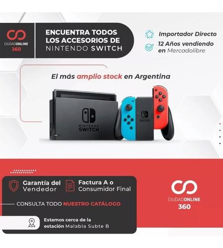 funda nintendo switch para juegos accesorios