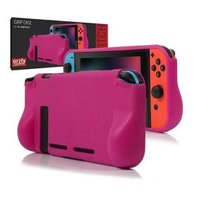 Funda Nintendo Switch Portatil Rigida Protector Duro Orzly