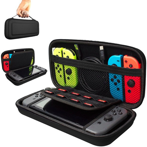 funda nintendo switch transporte