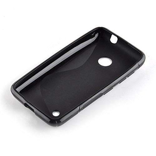 funda nokia lumia 530 tpu premium estuche protector colores