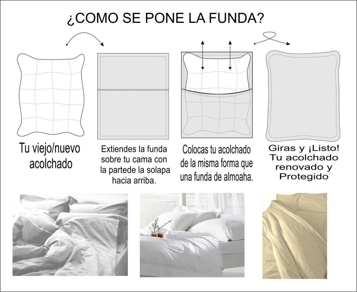Funda Nordica / Funda Para Acolchado Y Edredón - King - $ 1.035,00 ...