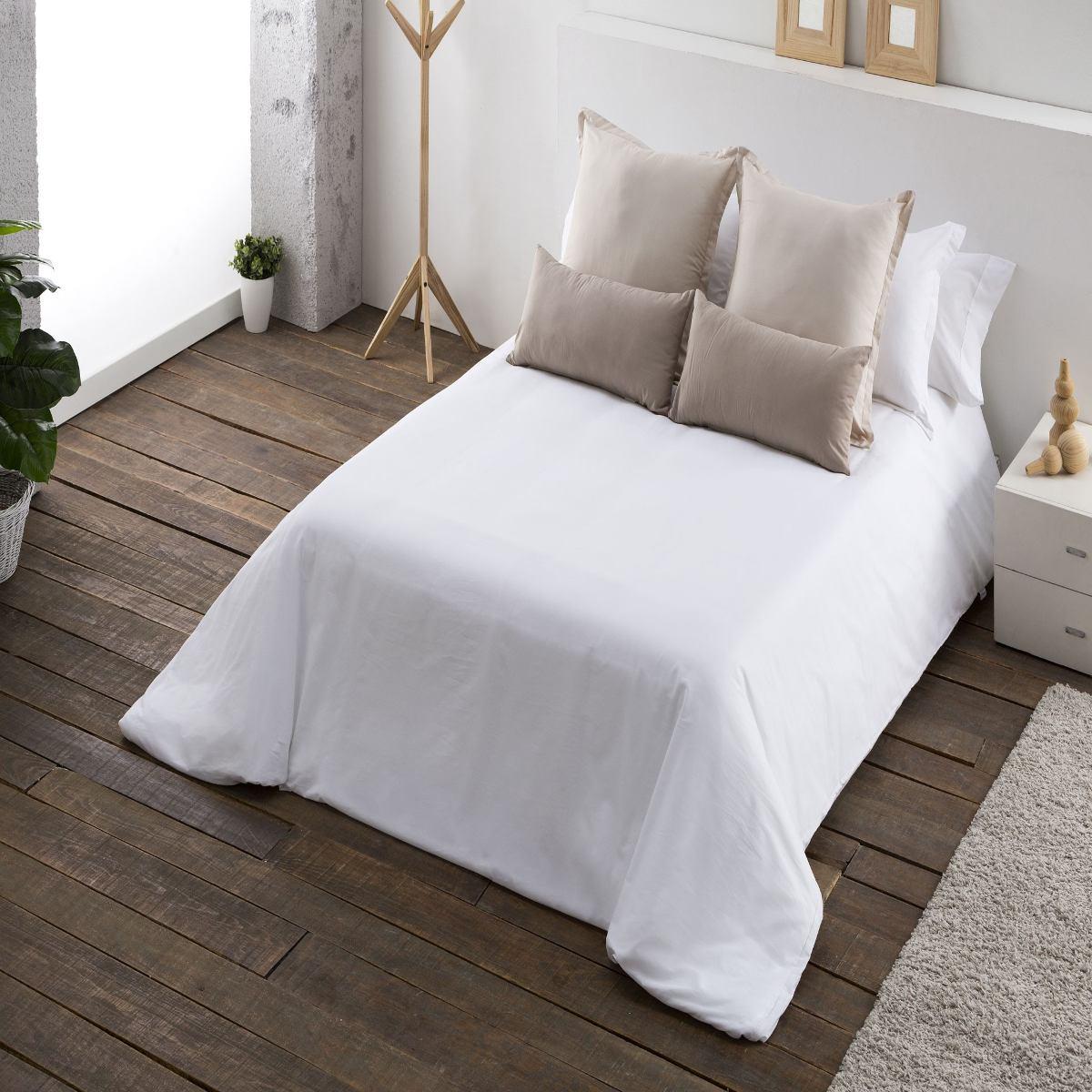 Funda Nórdica Hotelera 100%algodón Para Acolchados King Size ...