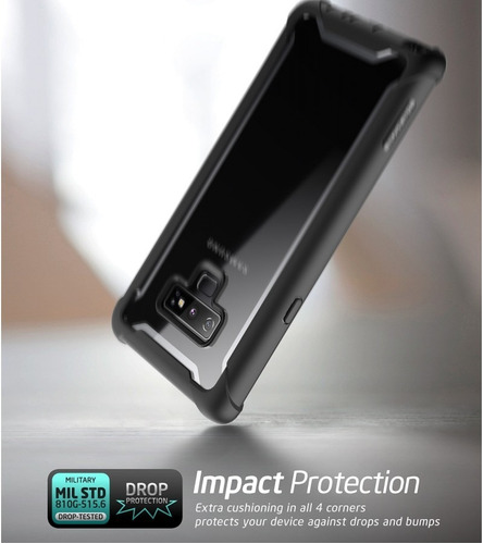 funda note 8 note 9 i-blason maxima proteccion 360 premium