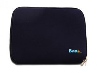 funda notebook 14 /15.6  simil neoprene azul bags