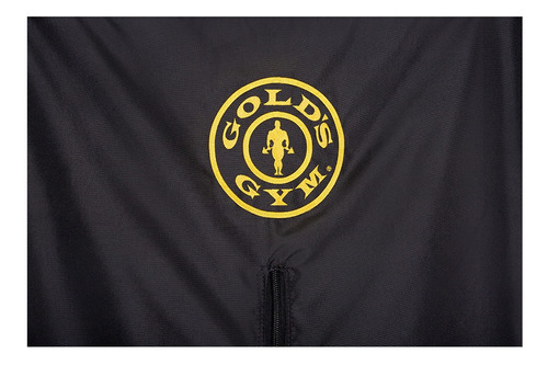 funda o cubierta negra/amarillo  para caminadora golds gym