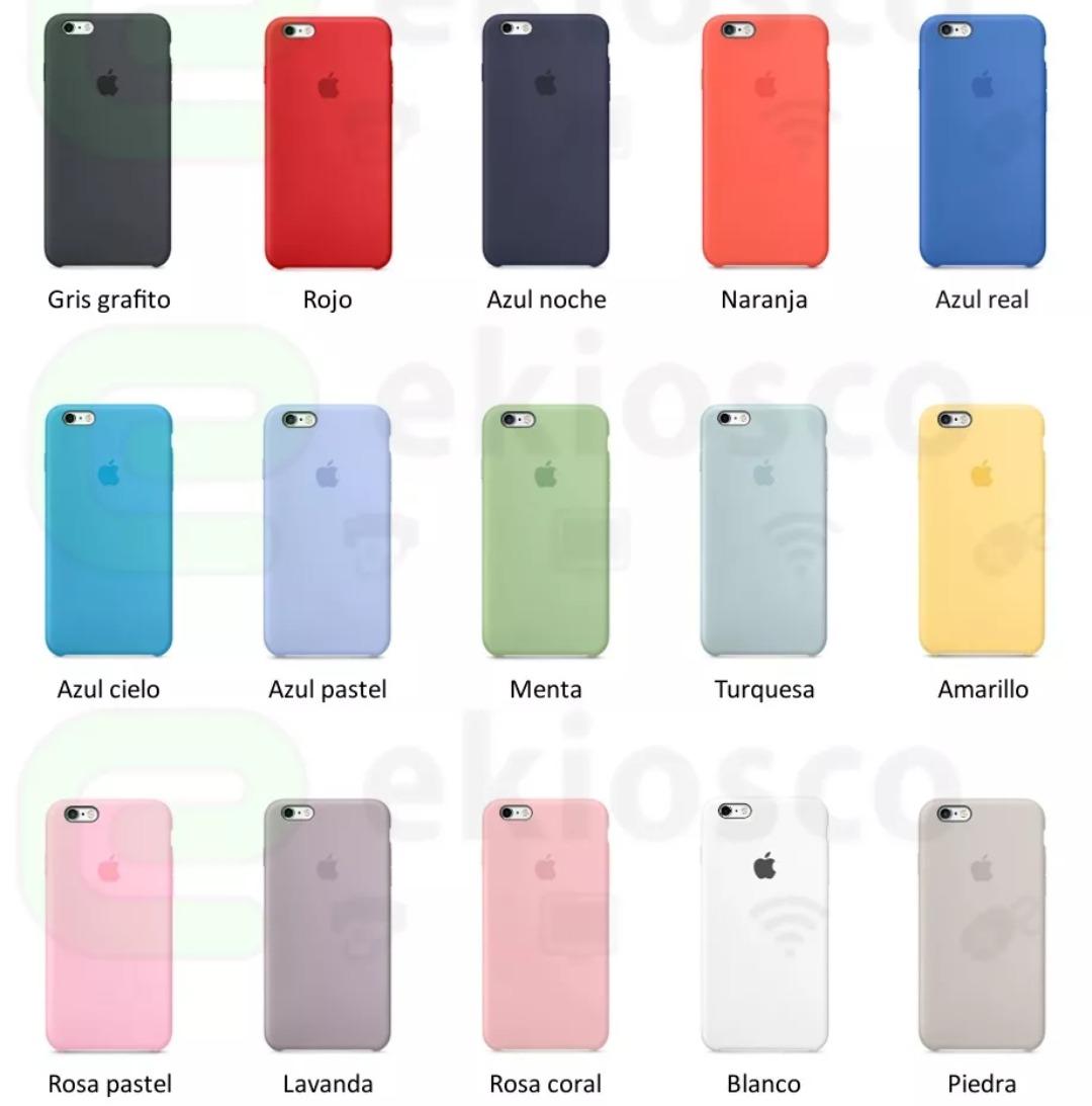 40055399177 Funda Oficial Apple iPhone 6 & 6s Silicone Case - $ 299.00 en ...