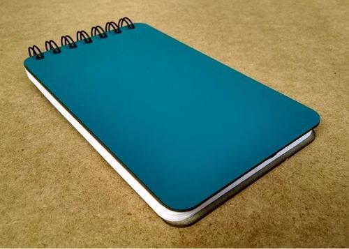 funda onta - iphone 7 - idéntica a una libreta