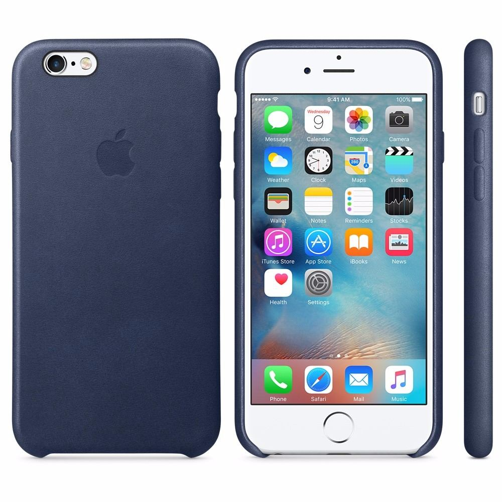 funda iphone 6 original azul