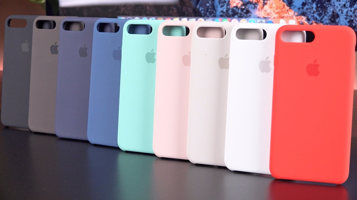 1866f2b5dbd funda original silicone case iphone 5 5s se colores. Cargando zoom.