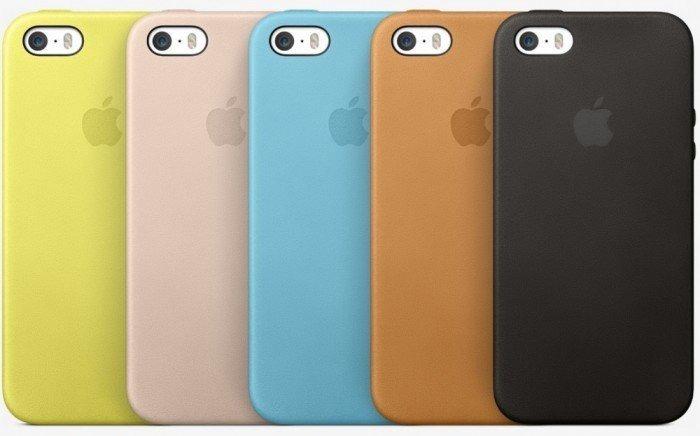 premium selection 2c19b da9a0 Funda Original Silicone Case iPhone 5 5s Se Colores