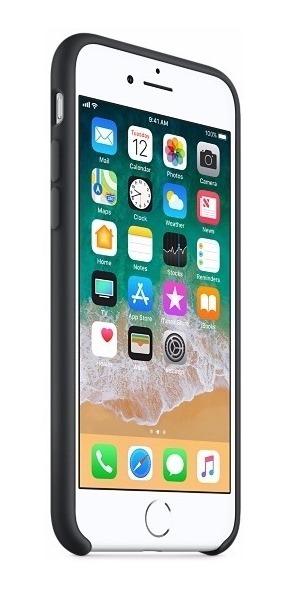 Funda Original Silicone Case Iphone 8 - 7 Colores Oncel AR