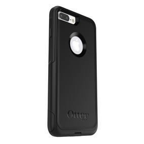 sneakers for cheap 2cb3c e3c40 Funda Otterbox Commuter iPhone 7 Plus Solo Black