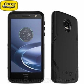 online retailer b7dc5 6c74a Funda Otterbox Commuter Moto Z Force Droid Edition Negra