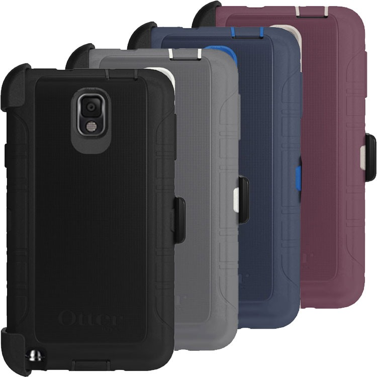 a09c95d5f28 Funda Otterbox Defender Para Samsung Note 3 N9100 Rm4 - $ 349.00 en ...