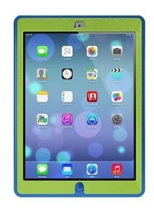 buy popular d42c1 23c72 Funda Otterbox iPad Air 2 /1 Defender Uso Rudo + Cable Grati