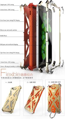 funda p/ iphone 6 6s simon thor armor protector shockproof