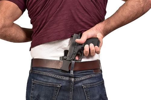 funda p/ pistola taurus 111-140, g2, encubierta, 9mm n9