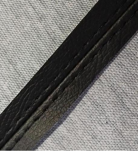 funda palanca manual acura cl 01-03 vinil tipo fibra carbon