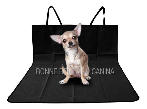 funda para baul y cobertor asiento de auto para tu mascota