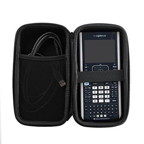 funda para calculadora gráfica bolsa de almacenamiento fund