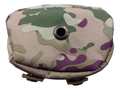 funda para cantimplora militar con sistema molle uca